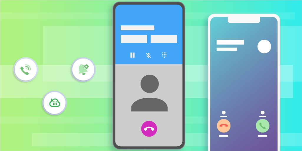 Push Notifications: An Energy-efficient Way to Receive Incoming Calls on Your Mobile App